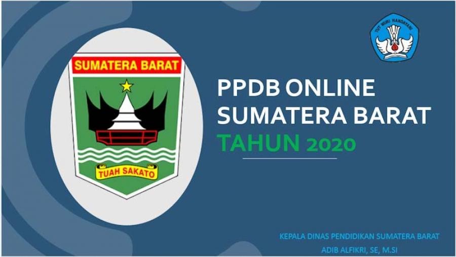 26+ Cara pendaftaran ppdb online sumbar 2020 ppdb 2021